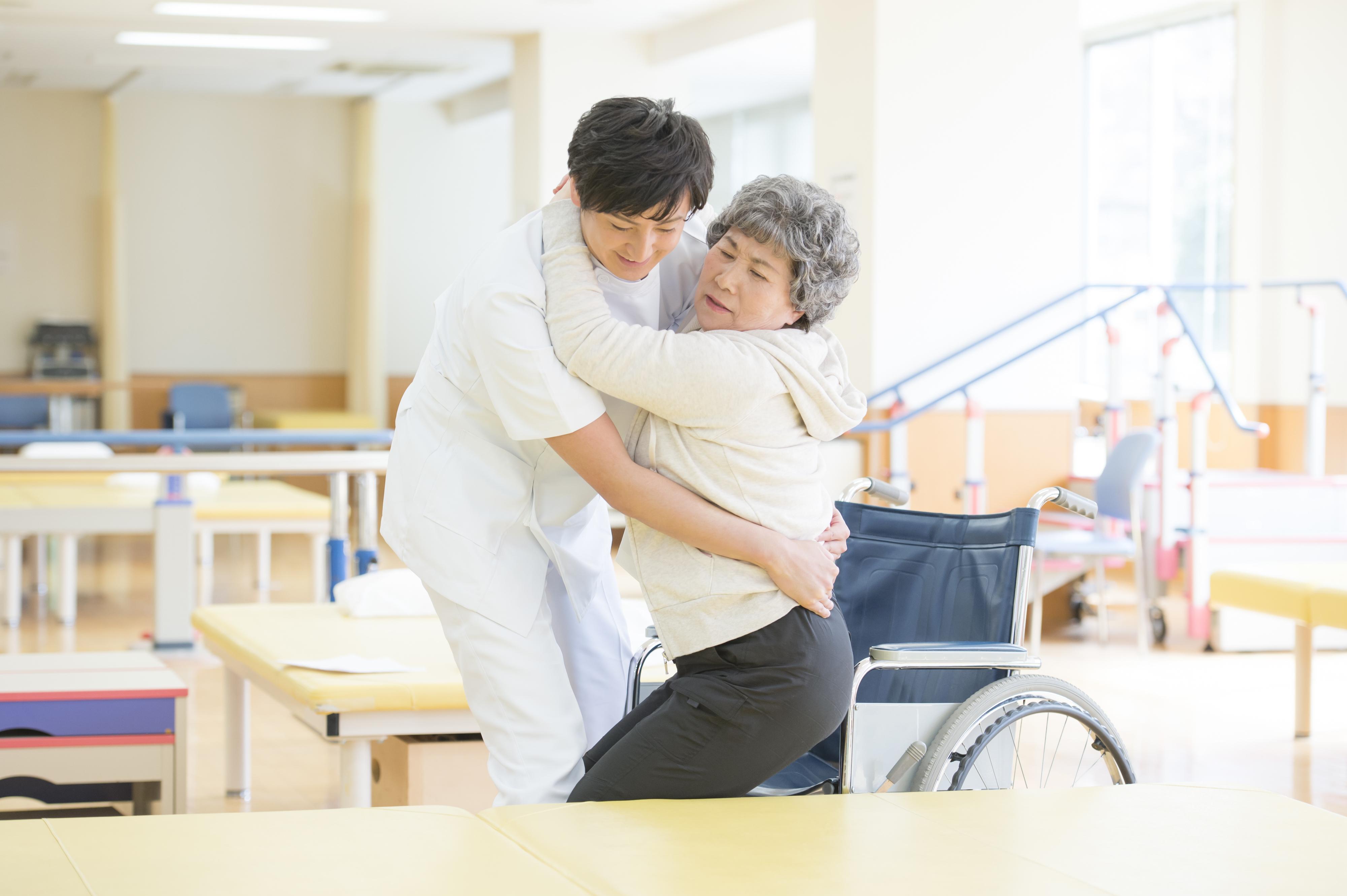 病院直営の居宅介護支援事業所で介護の求人