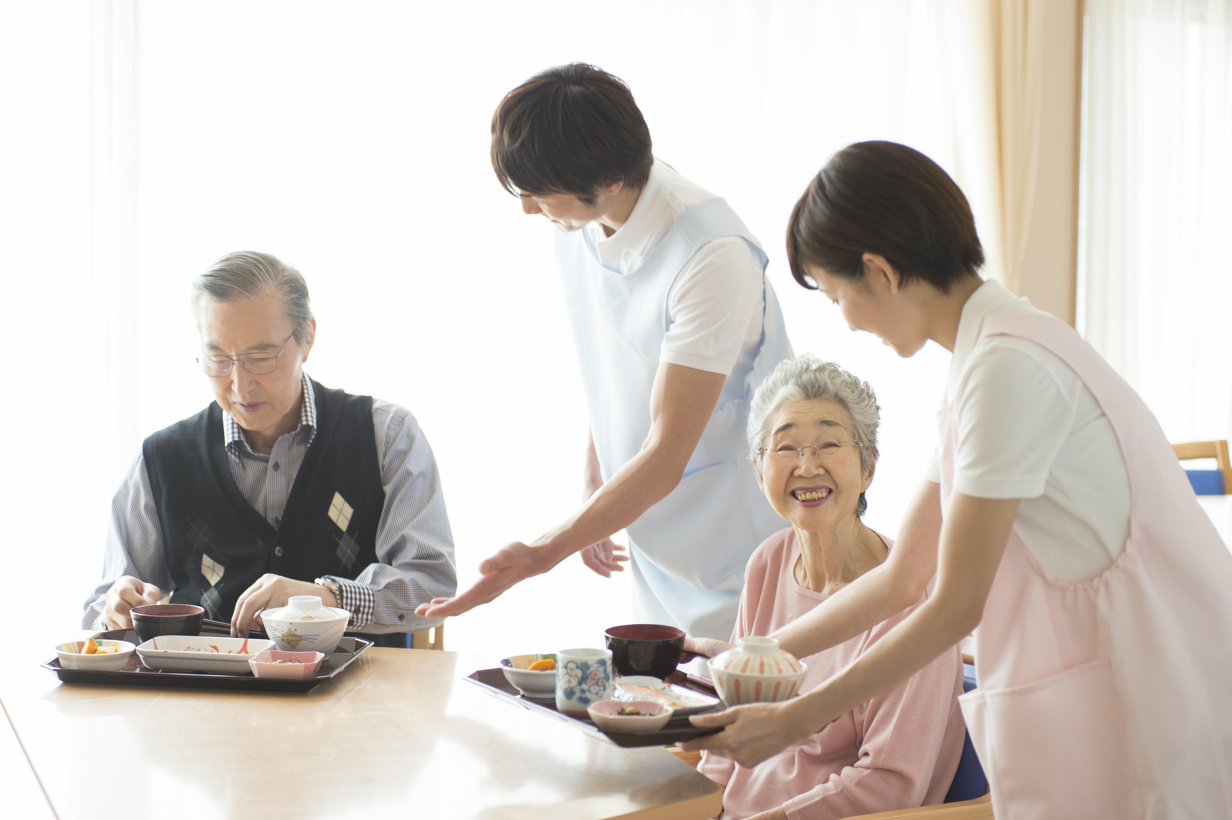 矢板市の有料老人ホームで介護福祉士の求人募集