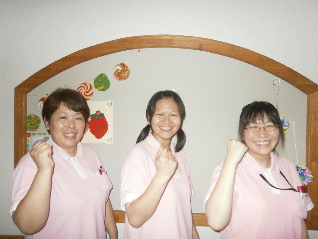 鹿沼市 デイサービス 【看護師】 パートの求人☆